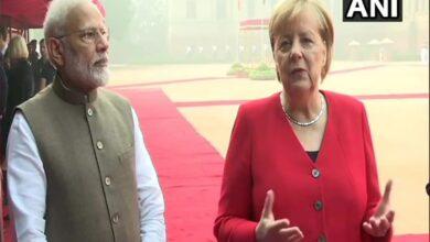 Photo of Germany, India linked by 'very close ties': Merkel