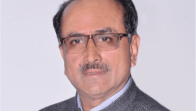 Photo of Nirmal Singh removed as J&K Speaker