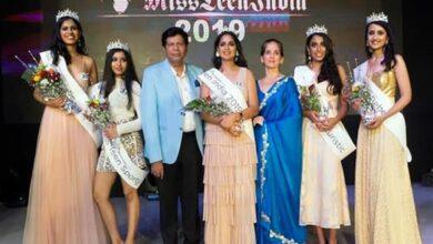 Photo of Nisha Kumari Singh crowned Miss Teen India 2019