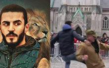Man in Norway stops Quran desecration, internet calls him hero