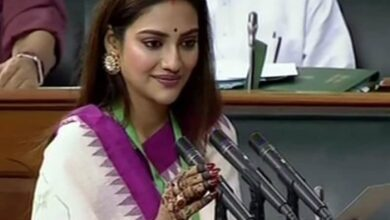 Photo of Nusrat Jahan skips first day of Parliament session