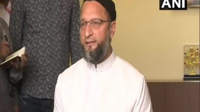 Photo of If Babri Masjid illegal, why is Advani being tried: Owaisi