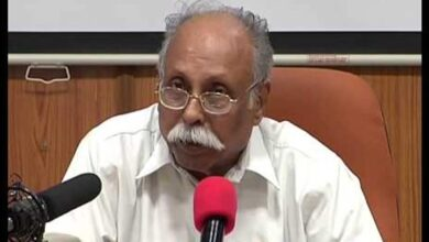 Photo of PS Krishnan: Muslims will remember him for his services