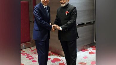 Photo of Japan PM Abe likely to visit India's Imphal in December