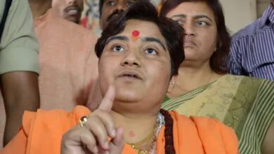 Twitterati reacts as Pragya Thakur enters Defence Ministry panel