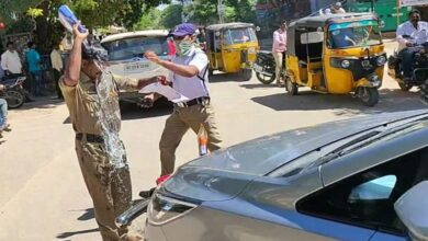 Photo of AP:Constable attempts suicide after being 'harassed' by seniors