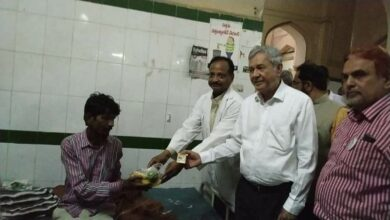 Photo of To commemorate Milad un Nabi, Tameer-e-Millat distributes fruits