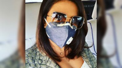 Photo of It's hard to shoot here: Priyanka on Delhi's air pollution