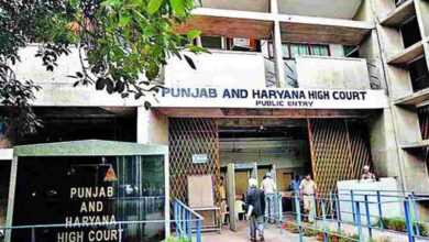 Photo of Punjab and Haryana HC gets six new judges