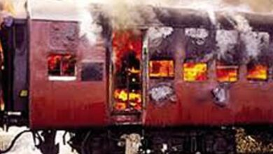 Photo of History book claims Godhra 'conspiracy' was hatched by Congress