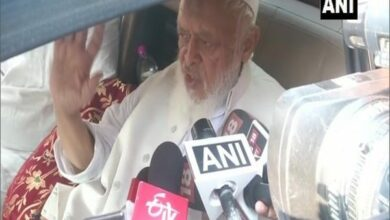 Photo of It is our right to file review petition: Arshad Madani