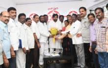 RTC JAC meeting with Pawan