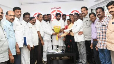 Photo of RTC JAC meeting with Pawan