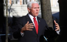 Pence 'will not meet' Iraq leaders during trip: officials