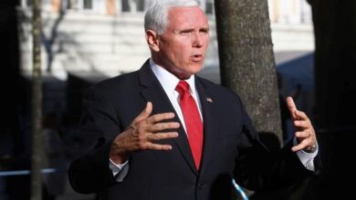 Photo of Pence 'will not meet' Iraq leaders during trip: officials