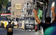 Iraqi forces kill several protesters in Baghdad, Basra