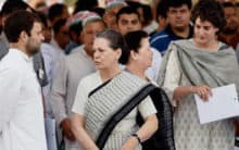 SPG cover to Gandhis out, to get CRPF Z+ security