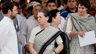 Photo of SPG cover to Gandhis out, to get CRPF Z+ security