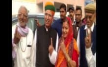 Rajasthan: Voting underway for local body elections