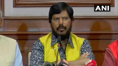 Photo of Sharad Pawar, Supriya Sule should join Union Cabinet: Athawale