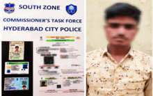 Rohingya refugee held for impersonate as an Indian citizen