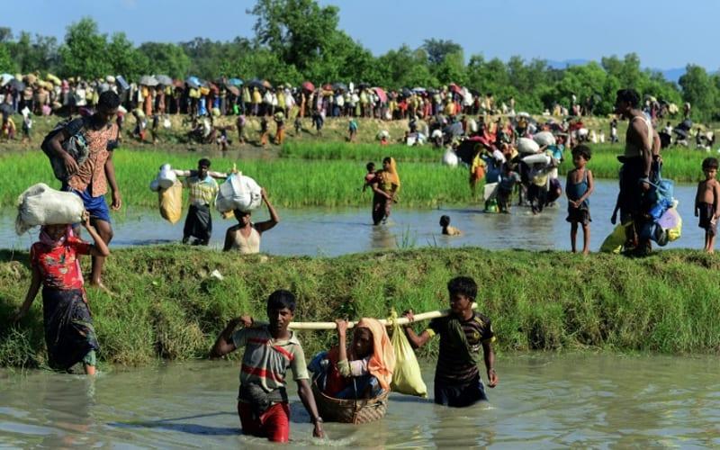 Rohingya Mulims