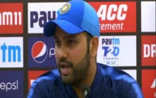 Want to focus on setting targets and defending them, says Rohit