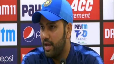 Photo of 'Chahal TV' host impressed with new anchor Rohit Sharma
