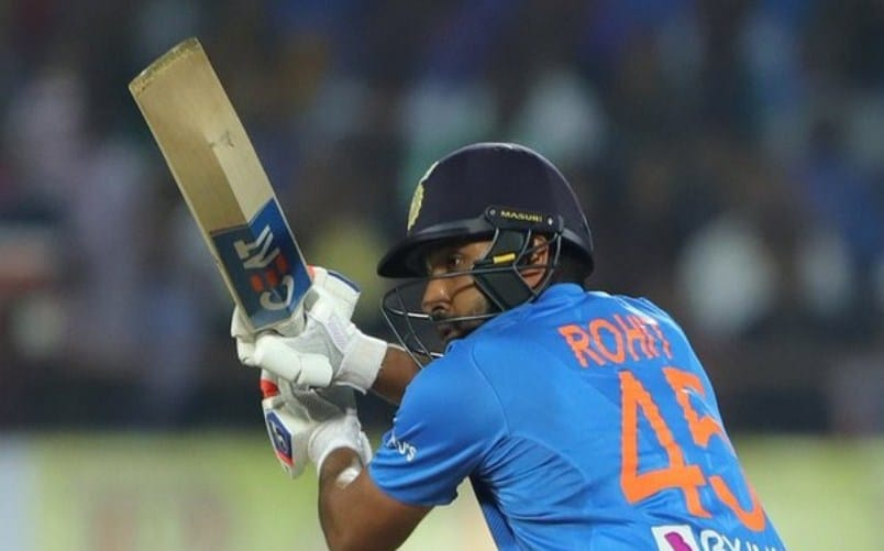 T20I: Rohit Sharma guides India to 8 wicket win over Bangladesh