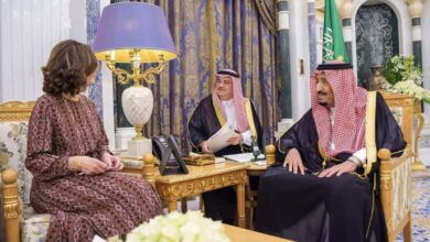 Photo of King Salman hosts CIA chief after Twitter charges
