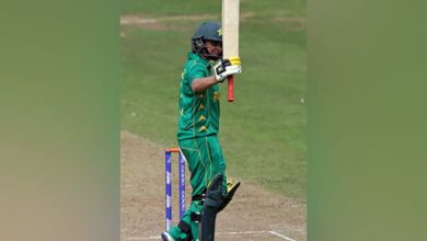 Photo of Pakistan's Sana Mir takes break from international cricket