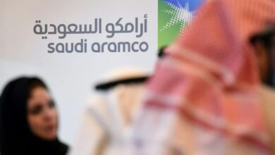 Photo of Saudi Aramco shares rocket on debut after record IPO
