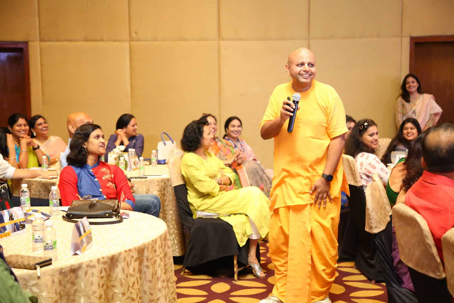Make Up when applied will make a person feel and look good: Monk