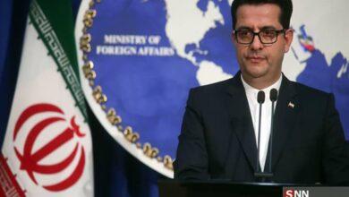 Photo of Iran condemns US sanctions on Khamenei's inner circle