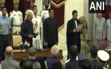 Sharad Arvind Bobde sworn-in as 47th Chief Justice of India