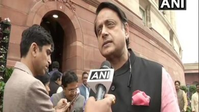 Photo of Congress will move censure motion against Pragya Thakur: Tharoor