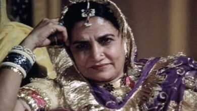 Photo of Here's a glimpse at late Shaukat Kaifi's Bollywood journey