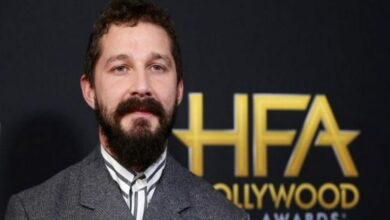 Photo of When I'm not on sets, life gets hard: Shia LaBeouf