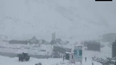 Photo of HP: 12 people stranded in Lahaul-Spiti due to heavy snowfall