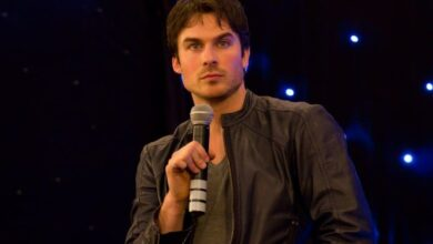Photo of It's going to get bloody: Ian Somerhalder on his next