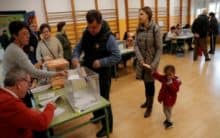 Spain votes in fourth general elections in 4 years