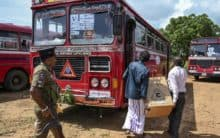 Sri Lanka: Gunmen fire on buses carrying Muslim voters