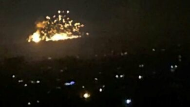 Photo of Israeli air strikes kill at least 23 in Syria: monitor