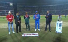 Delhi T20I: Bangladesh won the toss, elect to bowl against India