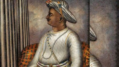 Photo of Tipu Sultan's fall was linked to the Nizam's survival