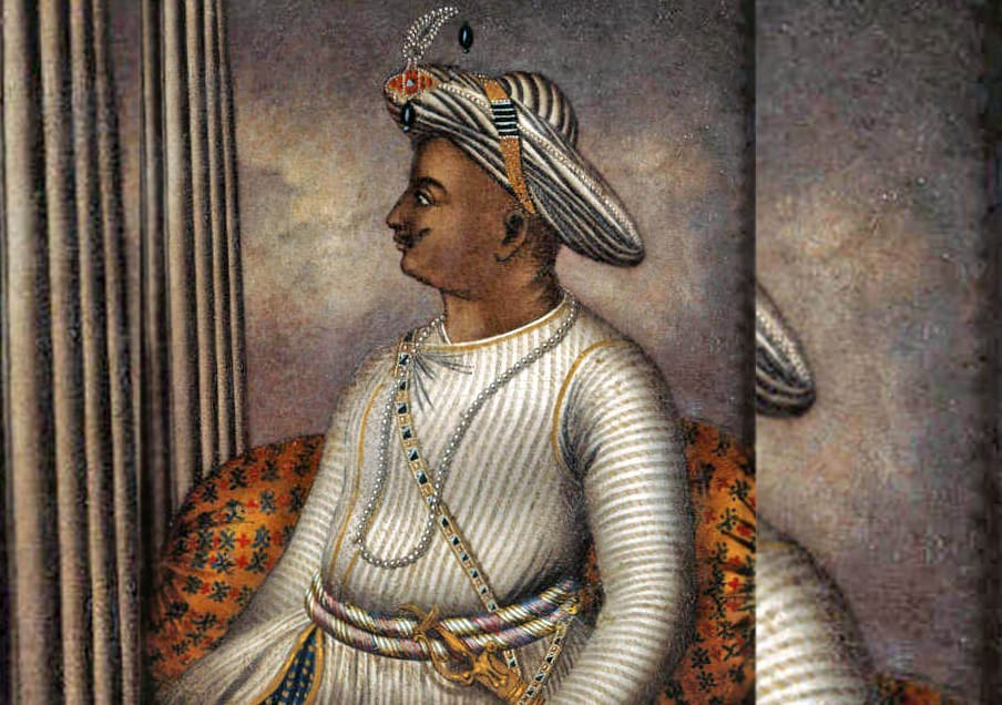 Tipu -- Tiger of Mysore whose roar frightened even the British