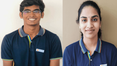 Photo of Two Hyderabadi students topped in world at Cambridge