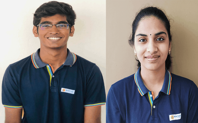 Two Hyderabadi students' topped in world at Cambridge