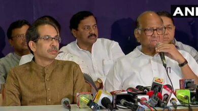 Photo of Maha govt. twist: Shiv Sena-NCP address media (UPDATES)