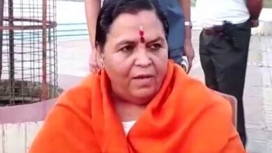 Photo of Welcome divine judgment of SC in Ayodhya land dispute case: Uma